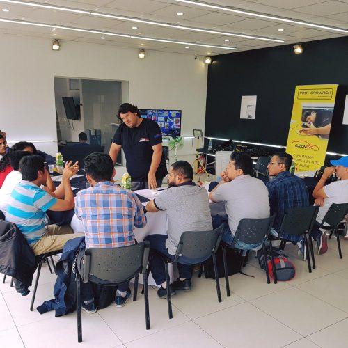Fuzion Pro Capacitaciones 2018